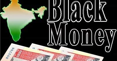 Origin of black money in India and remedy to corruption